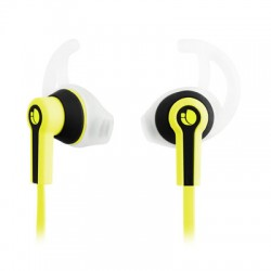 AURICULARES MICRO NGS SPORT RACER AMARILLO