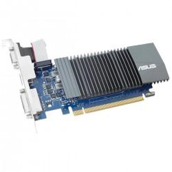 TARJETA GRĮFICA ASUS GEFORCE GT 710 SILENT - OPENGL 4.5 - 1GB GDDR5 - PCI EXPRESS 2.0 - DVI-D - HDMI - VGA - REFRIGERACIÓN PASIV