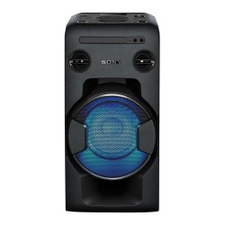 ALTAVOZ BLUETOOTH SONY MHCV11 - FM - CD - USB - MEGA BASS - ENTRADA MICRÓFONO - NFC - MANDO A DISTANCIA