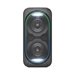 ALTAVOZ BLUETOOTH SONY CMTSBT20 NEGRO - EXTRA BASS - LUCES DE FIESTA - BATERĶA RECARGABLE - USB - ENTRADA MICRÓFONO