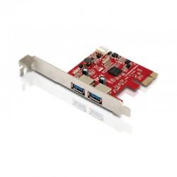 TARJETA PCI EXPRESS USB3.0 CONCEPTRONIC CUSB3EXI - 2 PUERTOS USB 3.0 - MAX. VELOCIDAD 4.8GBPS