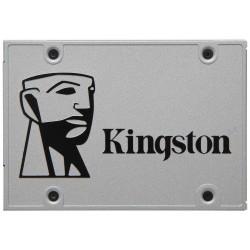 DISCO SÓLIDO KINGSTON UV400 480GB - SATA3 - 2.5' / 6.35CM - LECTURA HASTA 550MB/S - ESCRITURA HASTA 500MB/S