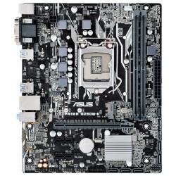 PLACA BASE ASUS PRIME B250M-K - SOCKET LGA 1151 - CHIPSET B250 - 2XDIMM DDR4 - 6XSATA - M.2 - PCIE 16X - 2X PCIE 1X - DVI-D/VGA