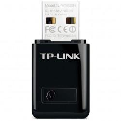 ADAPTADOR DE RED WIFI TP-LINK TL-WN823N 300MBPS MINI WIRELESS N USB2.0