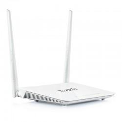 ROUTER MODEM ADSL2+ TENDA D301 - 802.11B/G/N - 300MBPS - 2 ANTENAS 5DBI - 1XRJ11 - 4XRJ45 10/100