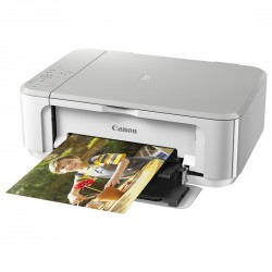 MULTIFUNCIÓN WIFI CANON PIXMA MG3650 - RES 4800X1200PPP - 9.9/5.7PPM - DUPLEX - SCAN 1200X2400PPP - USB - CLOUD PRINT/AIR PRINT