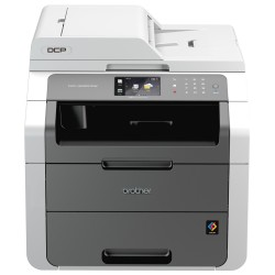 MULTIFUNCIÓN BROTHER WIFI DCP-9020CDW - 18PPM - PANTALLA 3.7'/9.3CM - 18CPM - ESCĮNER 1200X600PPP - AIRPRINT - CARTUCHOS INDEPEN