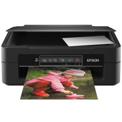 MULTIFUNCIÓN EPSON WIFI EXPRESSION HOME XP-245 - 27/15PPM BORRADOR - ESCĮNER 1200X2400PPP - USB - CARTUCHOS 29 BK/C/M/Y /XL