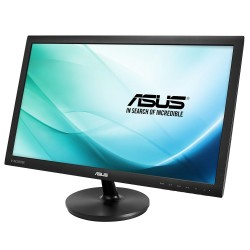 MONITOR LED ASUS VS247NR - 23.6'/59.9CM - FULLHD 1920X1080 - 5MS - 250CD/M2 - PIXEL PITCH 0.272MM - 170ŗ/160ŗ - VGA - DVI - VESA