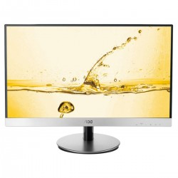 MONITOR LED MULTIMEDIA AOC I2369VM - 23'/58.42CM - 1920X1080 FHD IPS - 16:9 - 250CD/M2 - 20M:1 - 5MS - VGA - HDMI - DISPLAY PORT