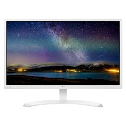 MONITOR LED LG 24MP58VQ-W - 23.6'/59.94CM IPS - 1920X1080 - 16:9 - 250CD/M2 - 5MS - VGA - HDMI - FLI