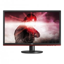 MONITOR GAMING MULTIMEDIA AOC G2460VQ6 - 24'/60.96CM - 1920X1080 FHD - 250CD/M2 - 80M:1 - 1MS - 75HZ- VGA/HDMI/DISP. PORT - ANTI