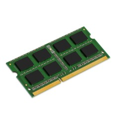 MEMORIA KINGSTON KCP313SS8/4 - 4GB - DDR3 1333MHZ - 1.35V - SODIMM - COMPATIBLE CON MODELOS DE ACER / HP / SAMSUNG / SONY / TOSH