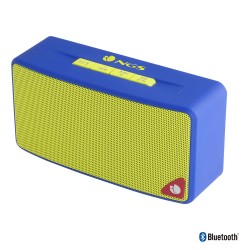 ALTAVOZ INALĮMBRICO NGS ROLLER JOY BLUE - BLUETOOTH - 3W - RADIO FM - USB - RANURA TARJETA SD - AUX IN - MANOS LIBRES