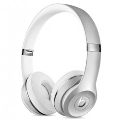 AURICULARES INALĮMBRICOS SOLO3 WIRELESS ON-EAR HEADPHONES PLATA - MNEQ2ZM/A
