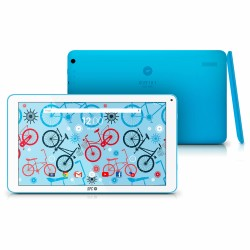 TABLET SPC GLEE 10.1 AZUL - QC A7 1.2GHZ - 1GB DDR3 - 8GB - 10.1'/25.65CM 1024X600- CAM 2MPX/VGA - WIFI - BT - BAT 4000MAH - AND