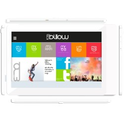 TABLET BILLOW X101WV2 BLANCA - QC 1.2GHZ - 8GB - 1GB RAM - 10.1'/25.6CM LCD IPS - ANDROID 7.1 - CAM 0.3/2MP - WIFI - BT - 4000MA
