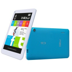 TABLET BILLOW X701BLV2 AZUL - QC 1.4GHZ - 8GB - 1GB RAM - 7'/17.76CM LCD IPS - ANDROID 6.0 - CAM 0.3/2MP - WIFI - BT - 3000MAH