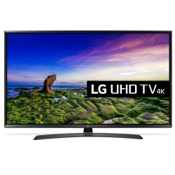 TV LED LG 55UJ634V - 55'/139.7CM - 4K UHD 3820X2160P - COLOR MASTERING ENGINE - SMART TV WEBOS 3.5 - AUDIO 20W - WIFI - BT - 3XH