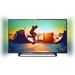 TV LED PHILIPS 55PUS6262 - 55'/140CM 4K UHD 3840X2160 - AMBILIGHT 2 LADOS - 900PPP - 350CD/M2 - 20W RMS - SMART TV - WIFI - LAN