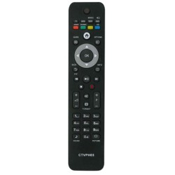 MANDO A DISTANCIA CTVPH03 COMPATIBLE CON TV PHILIPS - NO PRECISA PROGRAMACIÓN